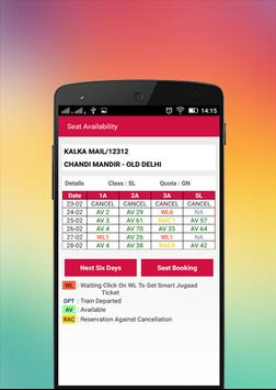 Smart Ticket Jugaad (IRCTC) apk screenshot