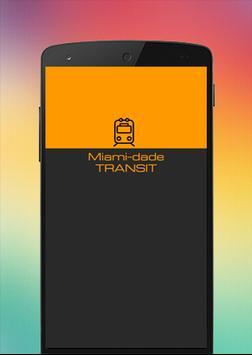 Miami Dade Transit poster