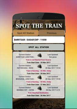 Spot The Train apk screenshot