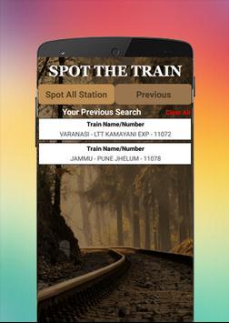 Spot The Train screenshot 1