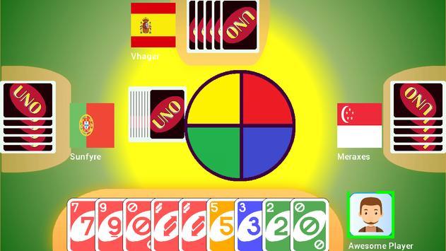 Uno With Friend Everywhere screenshot 4