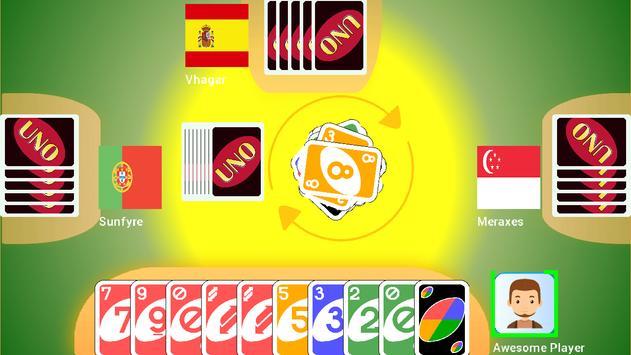 Uno With Friend Everywhere screenshot 10