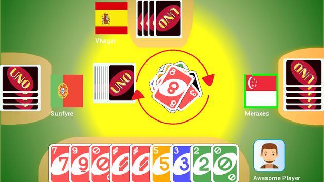 Uno With Friend Everywhere screenshot 3