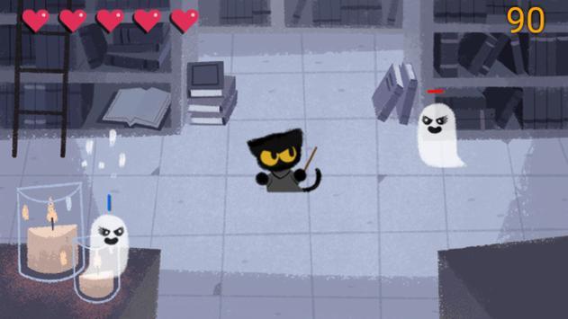Doodle Halloween screenshot 2