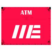 ATM near ME icon