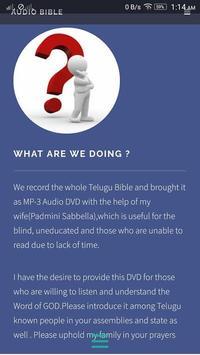 Audio Bible screenshot 3
