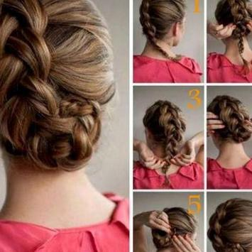 hairstyle apk screenshot