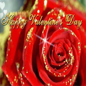 happy valentine poster