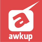AwkWorld - be You be Social. (Web View) icon