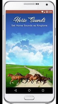 Horse Sounds Ringtones poster