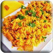 Pulav and Chaval Recipes in Hindi icon