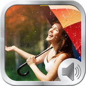 Rain Sounds Ringtones icon
