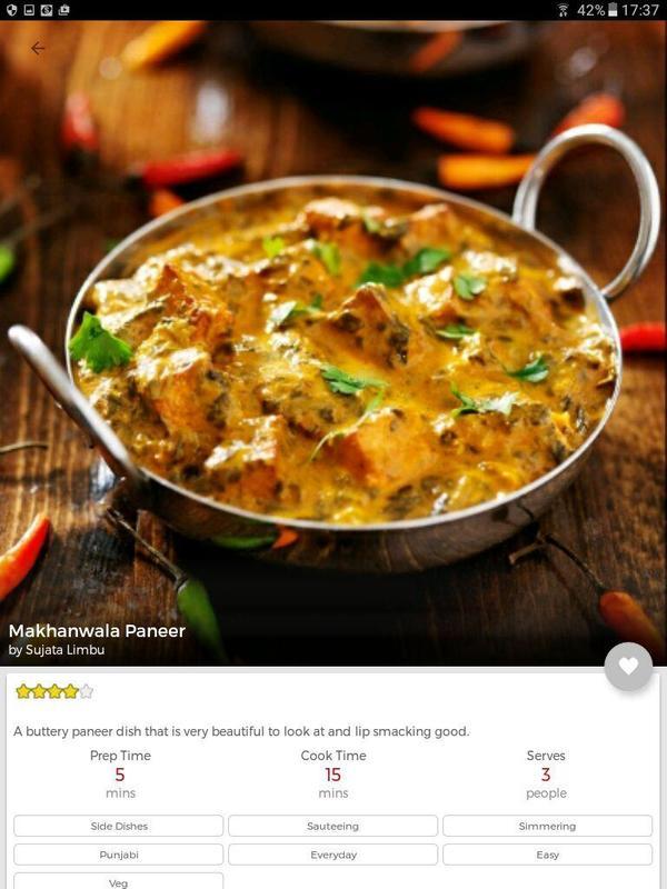 Indian recipes in hindi englishgujarati marathi apk download indian recipes in hindi englishgujarati marathi apk screenshot forumfinder Image collections