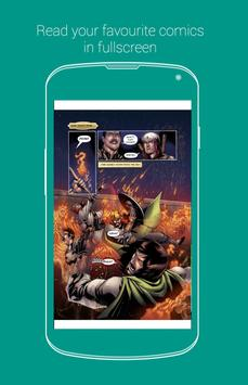 Discover Comics apk screenshot