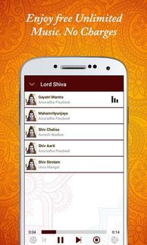 Shiv Bhajan Chalisa Shiva Mantra Bhakti Song App screenshot 4