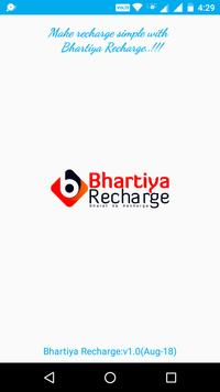 Bhartiya Recharge poster