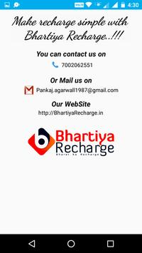 Bhartiya Recharge screenshot 2
