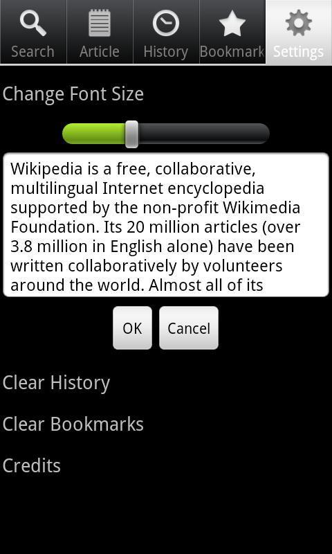 WIKIPEDIA OFFLINE IPHONE FREE