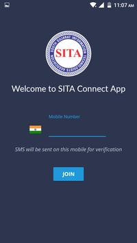 SITA Connect poster