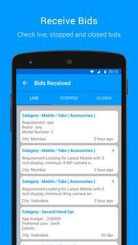 BidMee | Local AMAZING Deals apk screenshot