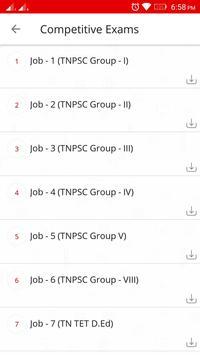 TGF - Job Library apk screenshot