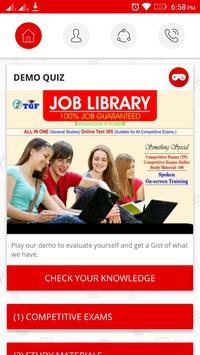 TGF - Job Library poster