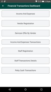 Patpert House Chairman Application screenshot 3