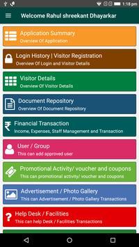 Patpert House Chairman Application screenshot 1