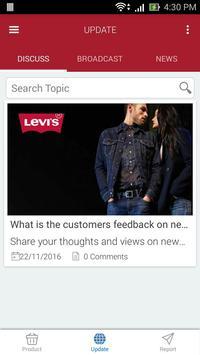 Levi's Capture apk screenshot