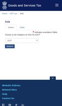 GST App Portal - Goods & Services Tax-Login India screenshot 5