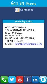 Goel Vet Pharma apk screenshot