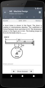 GATE-Exam screenshot 1