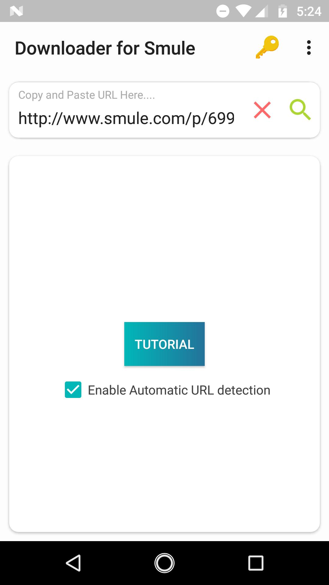 Downloader for Smule for Android - APK Download