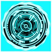 Glass Dock - UCCW Skin icon