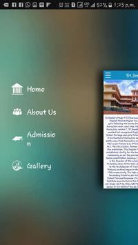 St.Joseph's m-School screenshot 1
