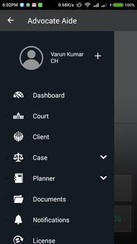 Advocate screenshot 2