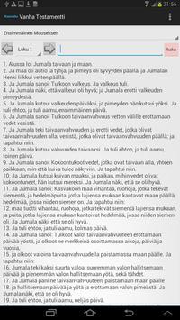 Finnish Bible poster
