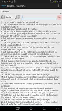 Swedish Bible poster