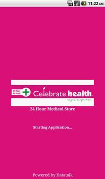 Celebrate Health poster