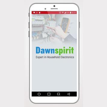 Dawnspirit( ASSAM)-Home service poster