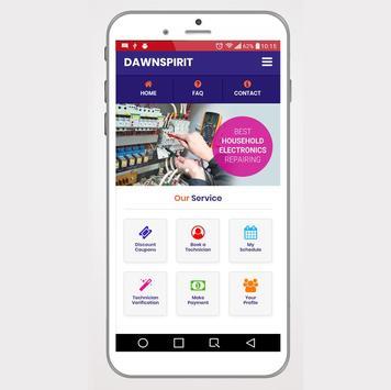Dawnspirit( ASSAM)-Home service screenshot 3