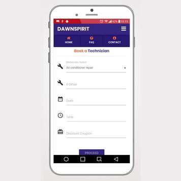 Dawnspirit( ASSAM)-Home service screenshot 4