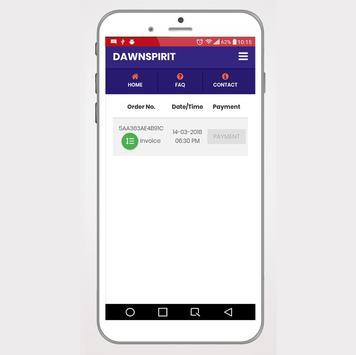 Dawnspirit( ASSAM)-Home service screenshot 5