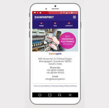 Dawnspirit( ASSAM)-Home service screenshot 7