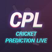 Cricket Prediction Live icon