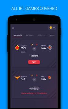 Cricket Prediction Live apk screenshot