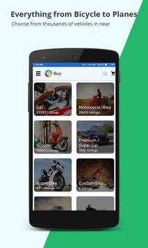 Droom: Used & New Car, Bike, Insurance, Loan & RTO screenshot 1