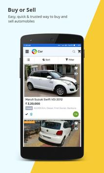 Droom: Used & New Cars & Bikes apk screenshot