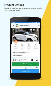 Droom: Used & New Car, Bike, Insurance, Loan & RTO screenshot 3