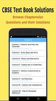 CBSE Class 10 Science Textbook Solutions screenshot 2